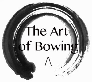 The Art of Bowing Logo