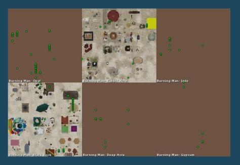 BURN2 2014 Map